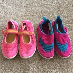 Other - Two pairs of water shoes